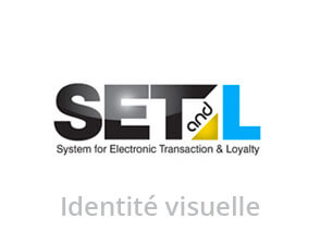 SET and L, identité visuelle